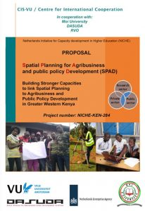 Kenya project CIS-VU