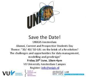 UNIGIS Alumni Day