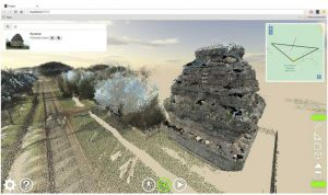 Via Appia Point cloud