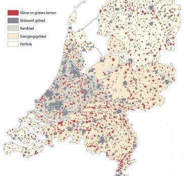VU-PBL onderzoek naar de economische vitaliteit van kleine kernen in ESB