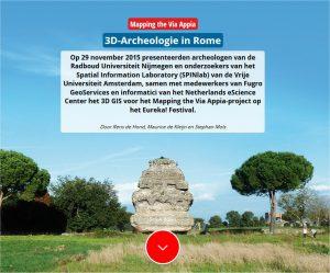 Via Appia GIS Magazine