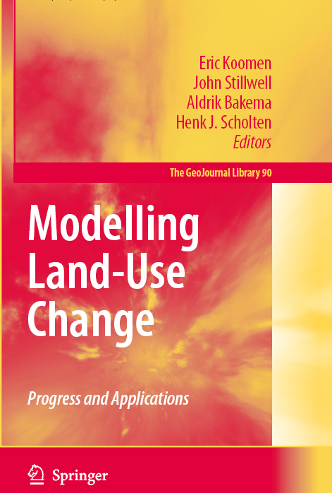 Modelling land-use change book Springer