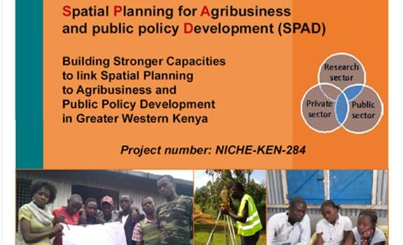 SPINlab participates in large VU-project for Agribusiness Development Project in Kenya